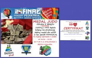 WOŚP judo będzin