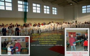 kacper masłoń judocy pomagają