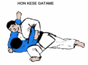HON KESE GATAME