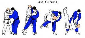 ASHI-GURUMA