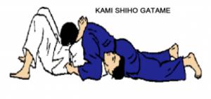 KAMI SHIHO GATAME