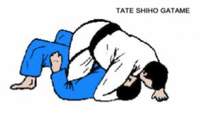 TATE SHIHO GATAME