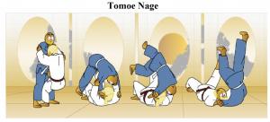 TOMOE-NAGE